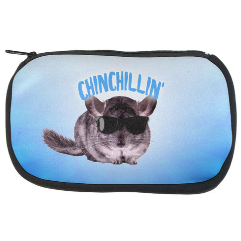 Chinchillin Chinchilla Travel Bag