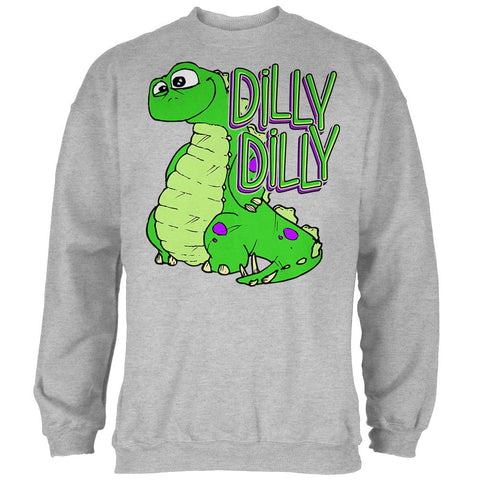 Dilly Dilly Dino Mens Sweatshirt