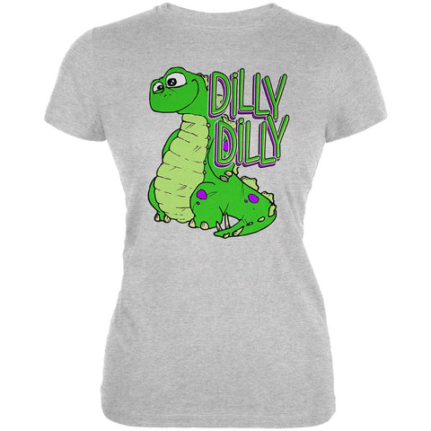 Dilly Dilly Dino Juniors Soft T Shirt
