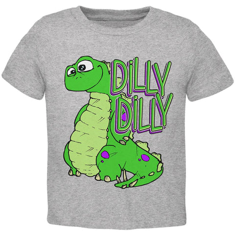 Dilly Dilly Dino Toddler T Shirt