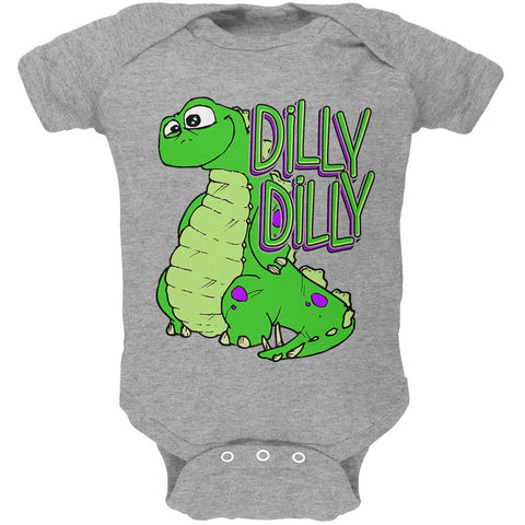 Dilly Dilly Dino Soft Baby One Piece