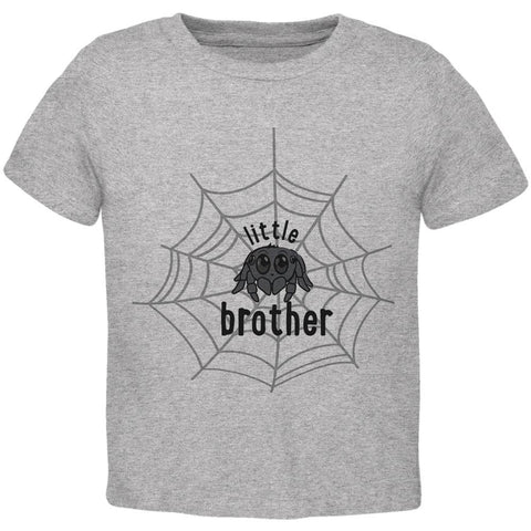 Little Brother Cute Spider Toddler T Shirt