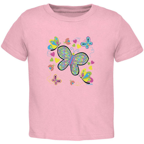 Butterflies Toddler T Shirt