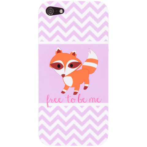 Fox Standing iPhone 5 Cover