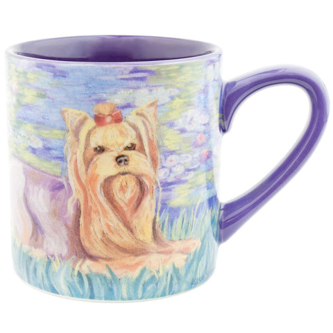 Yorkshire Terrier Bonet Coffee Mug
