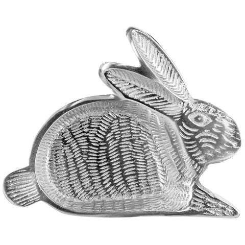 Rabbit Body Small Metal Tray