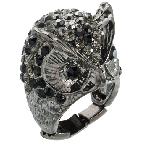 Owl Head Adjustable Ring