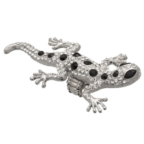 Adjustable Lizard Ring