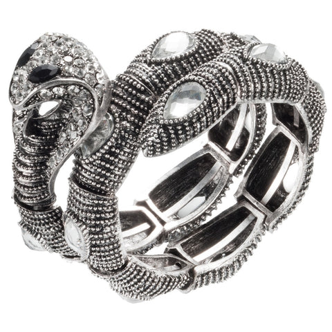 Cobra Body Bangle Bracelet