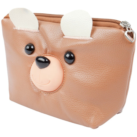 Bear Cosmetic Bag