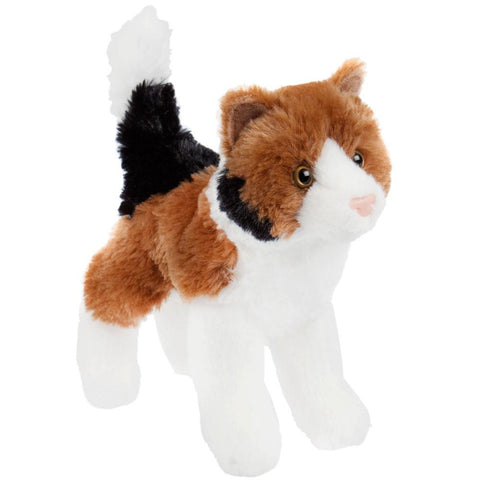 Maps the Calico Cat Soft Plush Toy
