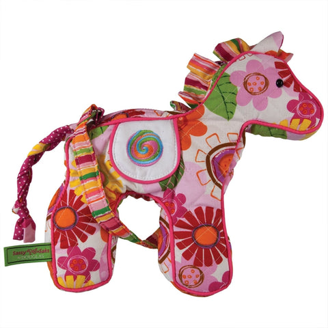On a Whim the Horse Soft Plush Purse