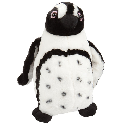 Standing Penguin Plush Toy