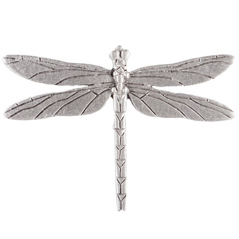 Dragonfly Body Pewter Clutch Pin