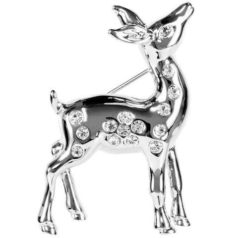 Deer Body Brooch