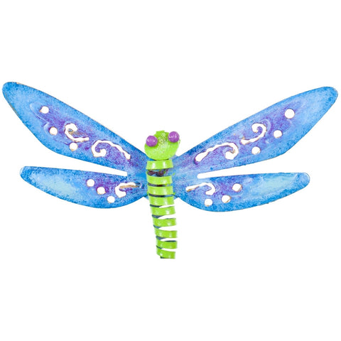 Dragonfly Body Handcrafted Metal Magnet