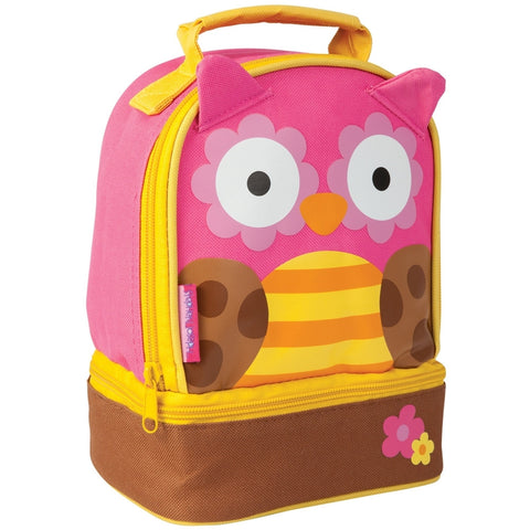 Owl Face Soft Lunch Tote