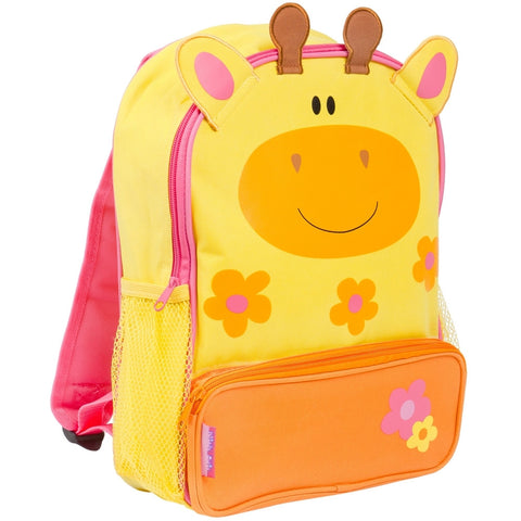 Giraffe Face Medium Backpack