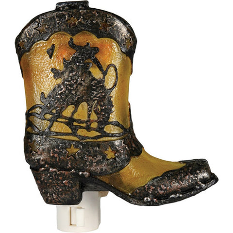 Cowboy Boot 3D Nightlight