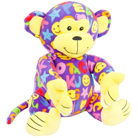 Rickey the Monkey Soft Plush Toy