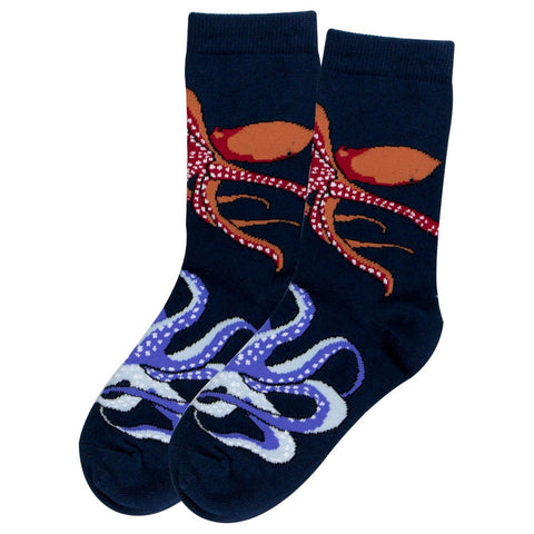 Octopus Duo Women's Socks