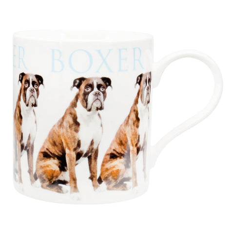 Boxer Repeat Body Coffee Mug