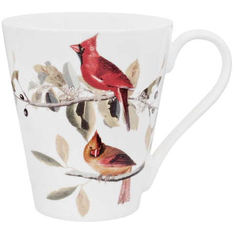 Cardinals In a Tree Coffee Mug