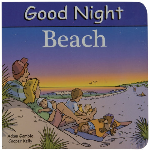 Good Night Beach Childrens Book