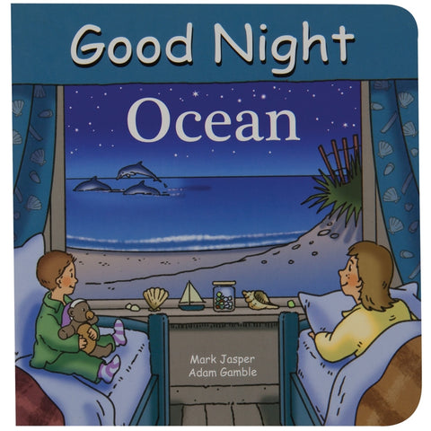 Good Night Ocean Childrens Book
