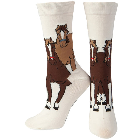 Horse Duo Women's Socks