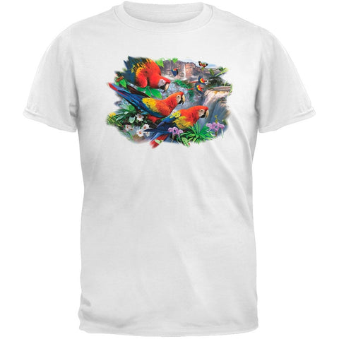 Solar Trans - Parrots Waterfall Youth T-Shirt