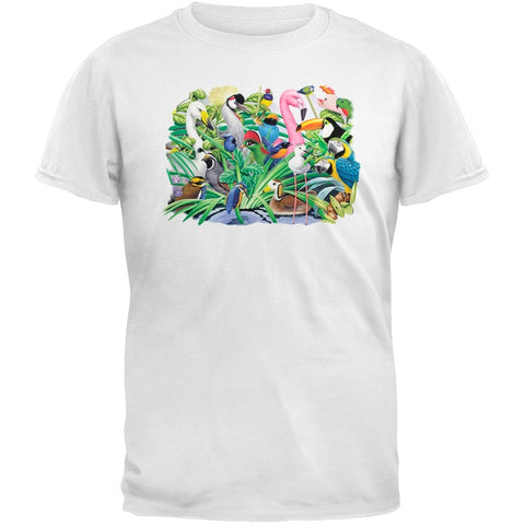 Solar Trans - Animal Magic Birds Landscape Youth T-Shirt