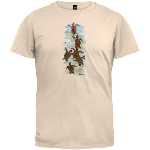 Sea Turtles Off-White T-Shirt