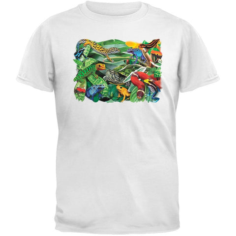 Solar Trans - Dart Frogs and Reptiles Youth T-Shirt