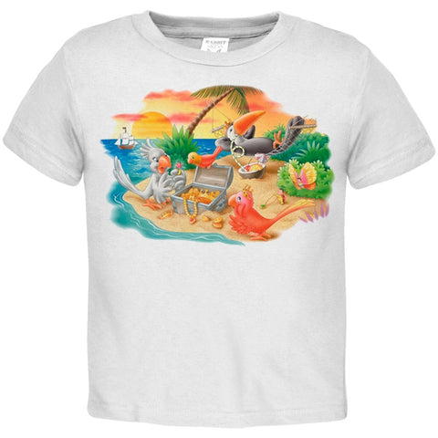 Solar Trans - Bird Treasure Youth T-Shirt