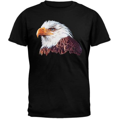 3DT - Bald Eagle Heather Gray T-Shirt