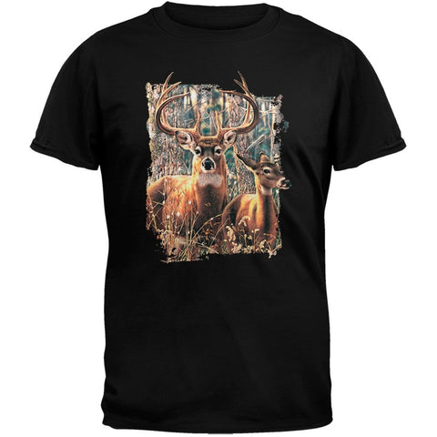 3DT - In His Domain Black T-Shirt