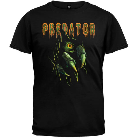 3DT - Predator Black T-Shirt