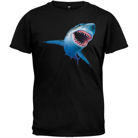 3DT - Sharky Black T-Shirt