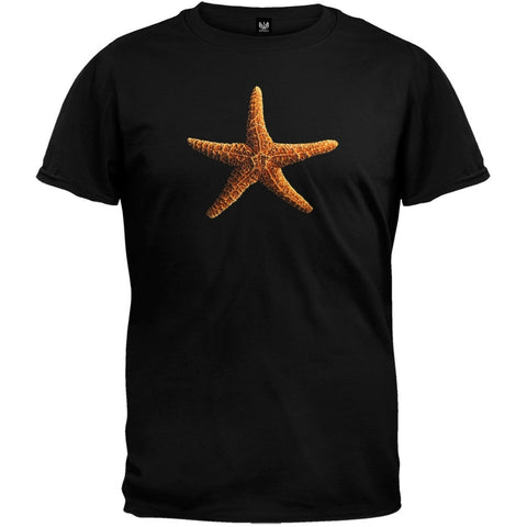 3DT - Starfish Black T-Shirt