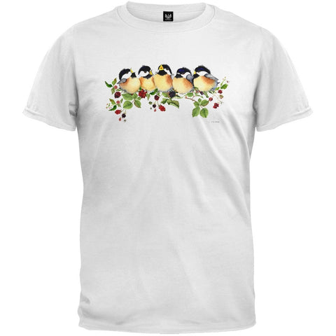 Blackberry Chicks White T-Shirt