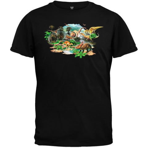 Dino Land Youth T-Shirt