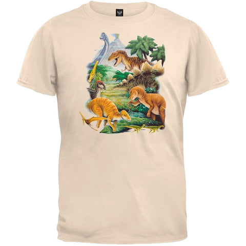 Dinosaurs 2 Youth T-Shirt
