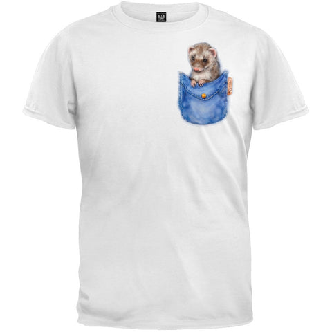 Pocket Ferret Youth T-Shirt