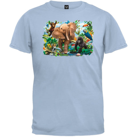 Junior Jungle Youth T-Shirt