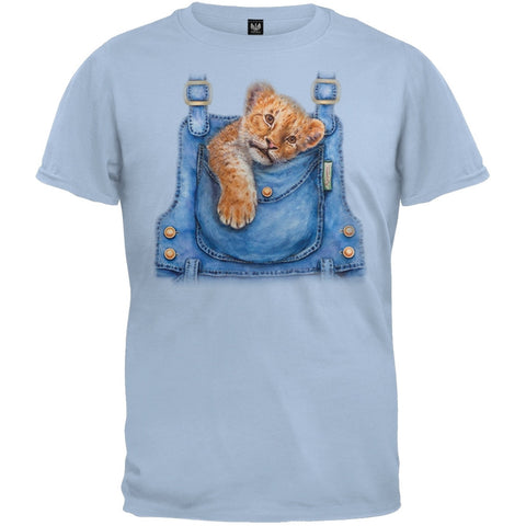 Lion Cub Overall Youth T-Shirt