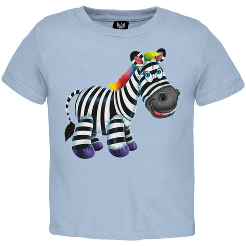 Zebra Mane Youth T-Shirt