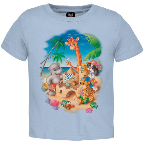 Sandcastle Fun Youth T-Shirt