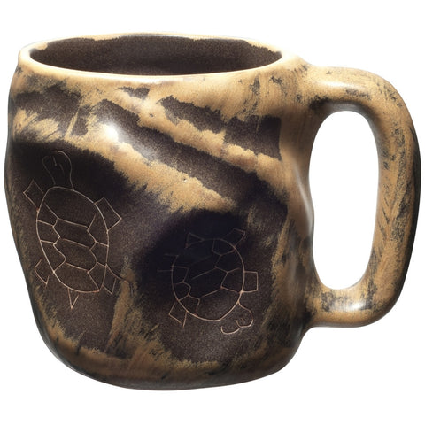 Turtles Rock Art Mug