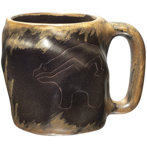 Bear Rock Art Mugs